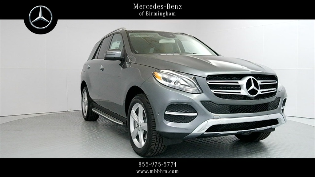 New 2018 mercedes benz gle 350 4d sport utility in hoover for Mercedes benz college graduate program