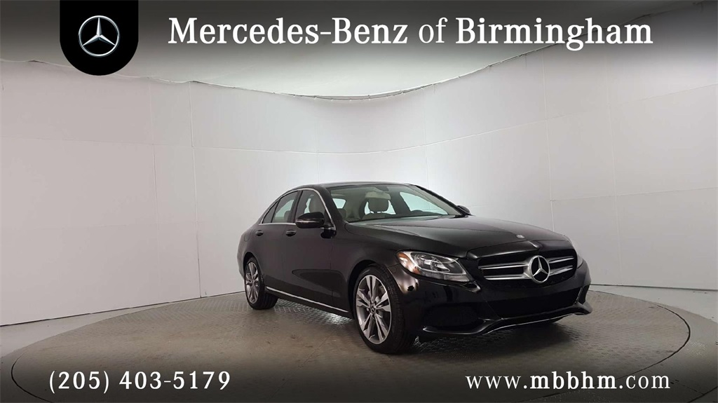 Certified Pre Owned 2017 Mercedes Benz C Cl 300