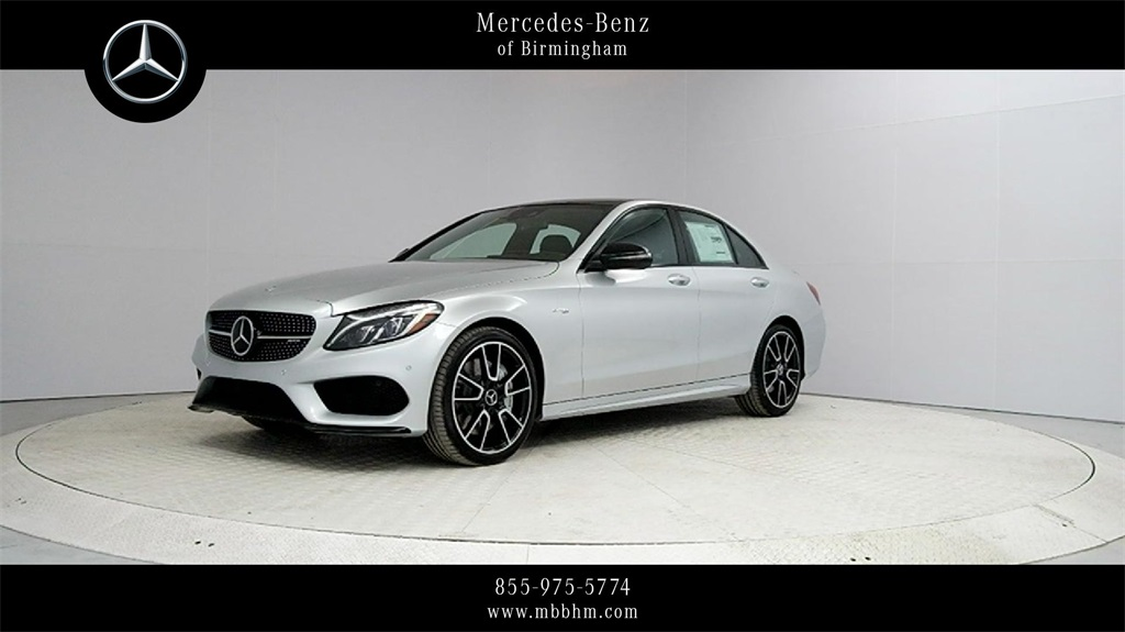New 2017 mercedes benz c class c 43 amg sedan sedan in for Mercedes benz college graduate program