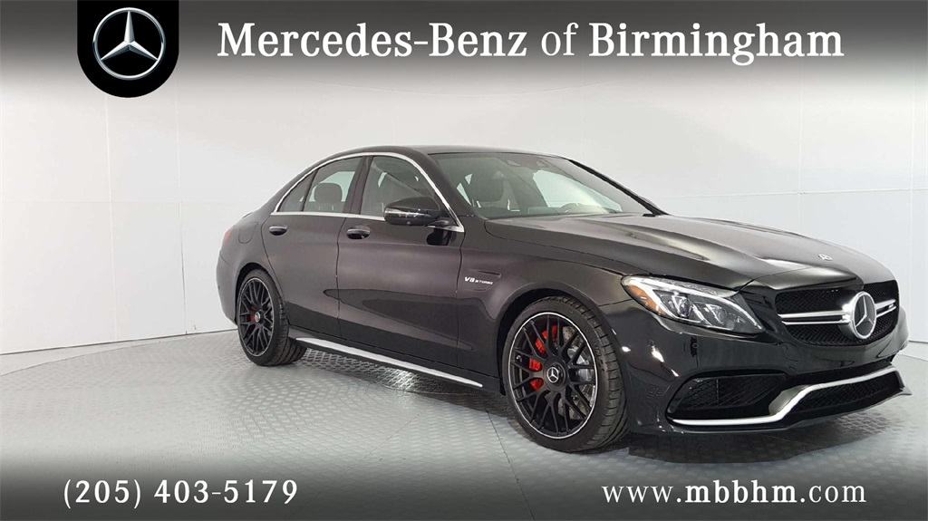 New 2018 mercedes benz c class c 63 s amg sedan sedan in for Mercedes benz college graduate program