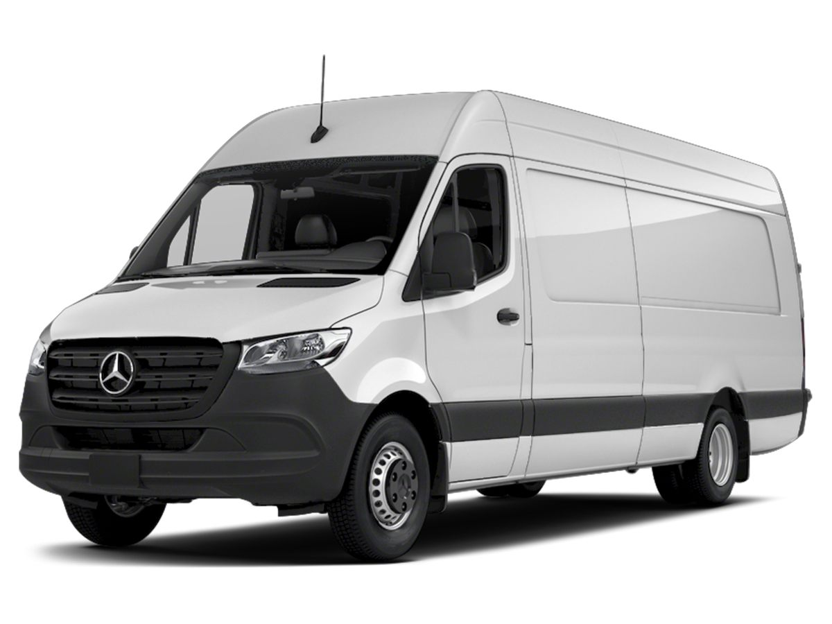 New 2019 Mercedes-Benz Sprinter Extended Cargo Van