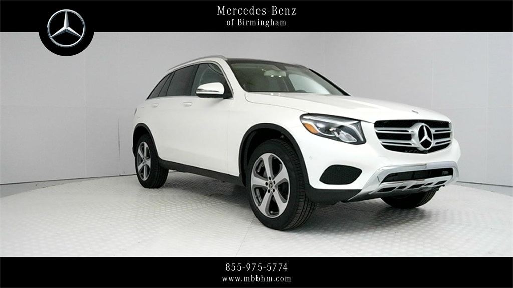 New 2018 mercedes benz glc glc 300 suv in hoover m020626 for Mercedes benz college graduate program