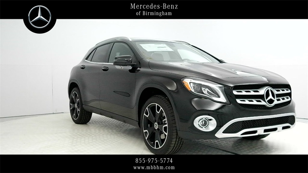 New 2018 mercedes benz gla gla 250 suv in hoover m421304 for Mercedes benz college graduate program