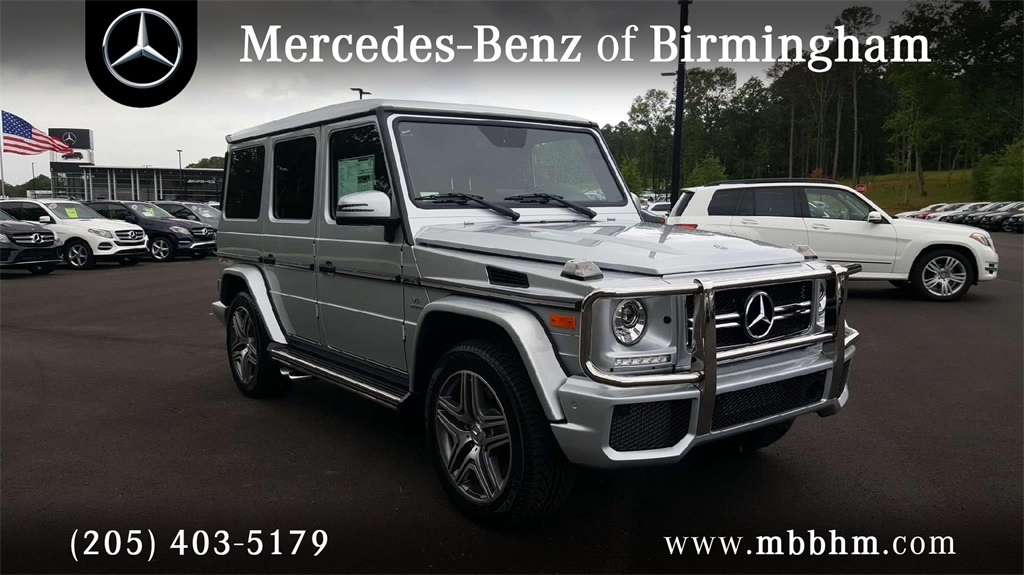 New 2018 Mercedes Benz G Class Amg G 63 Suv Suv In Irondale