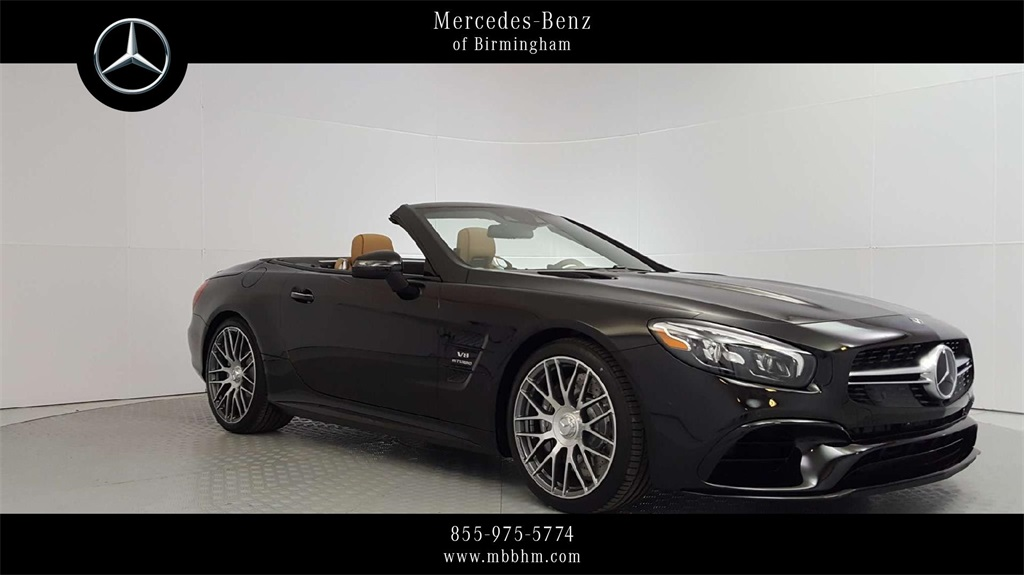 New 2018 mercedes benz sl sl 63 amg roadster roadster in for Mercedes benz college graduate program